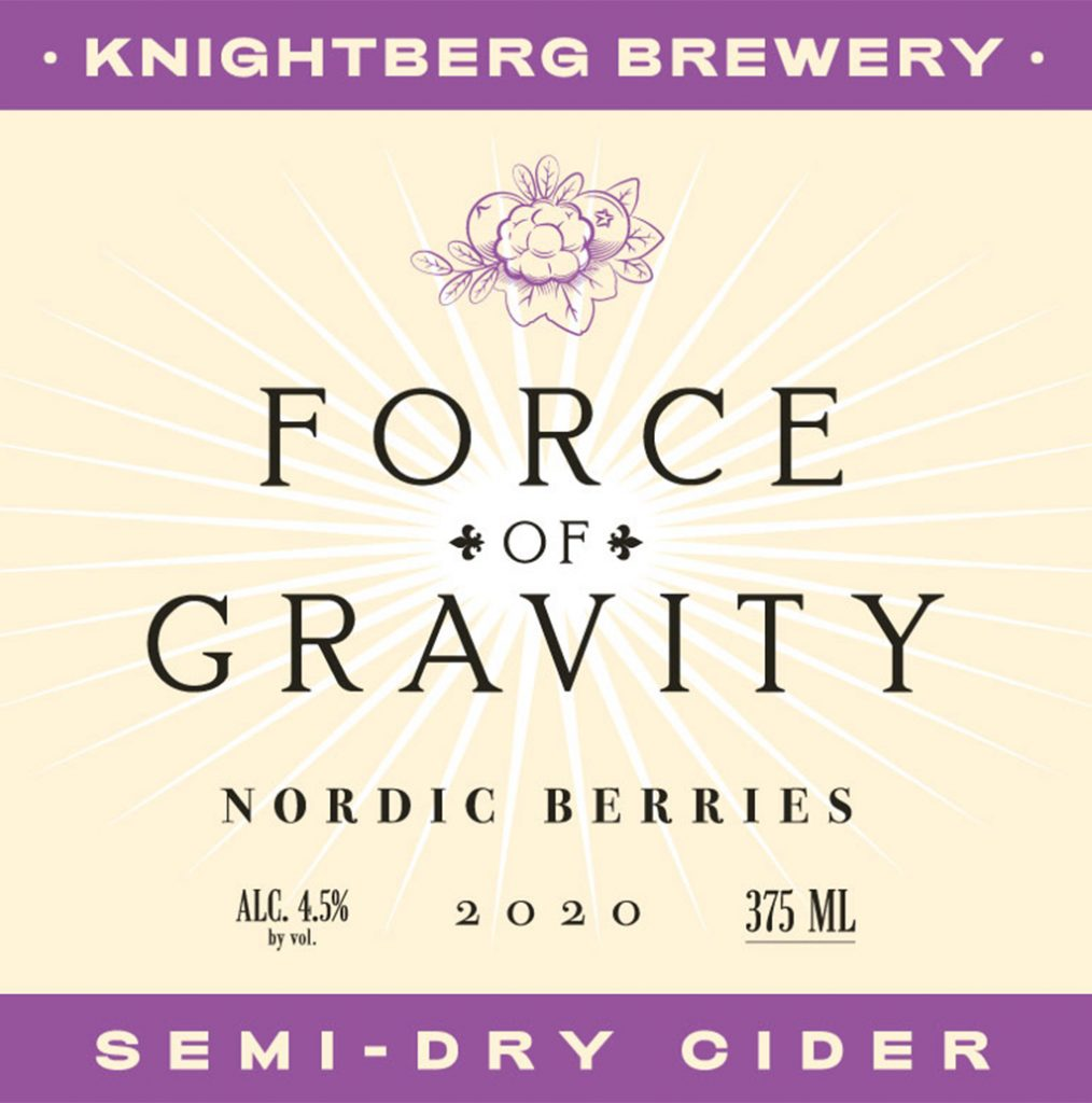 Force of Gravity 2020 Nordic Berries